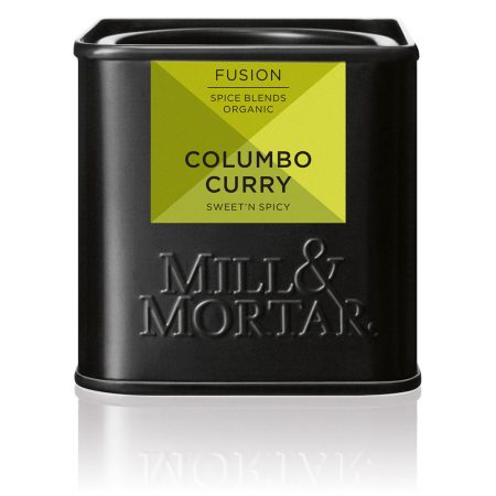 Colombo Curry, Mill & Mortar